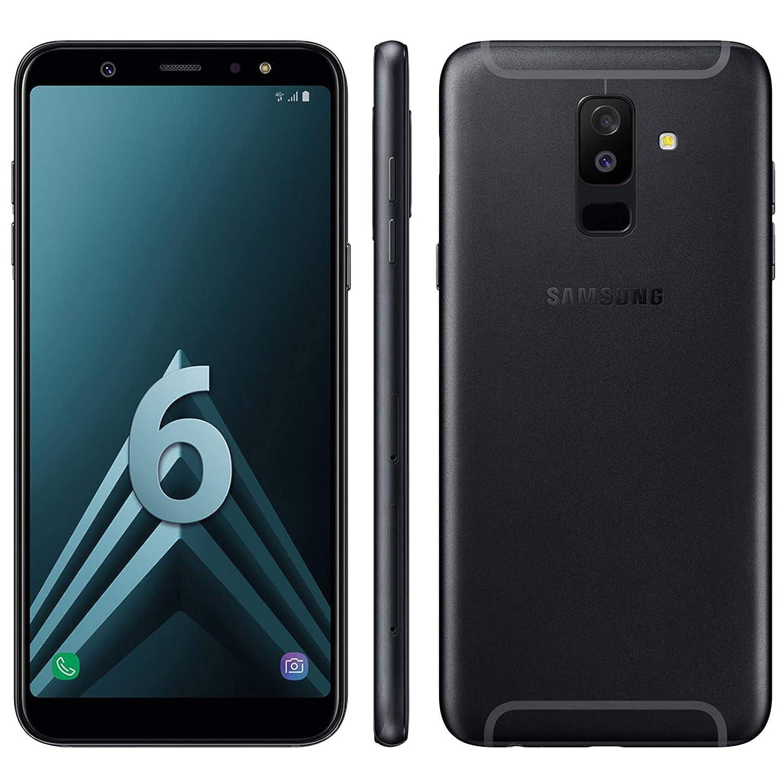 Samsung SM de A605A6Plus, Negro