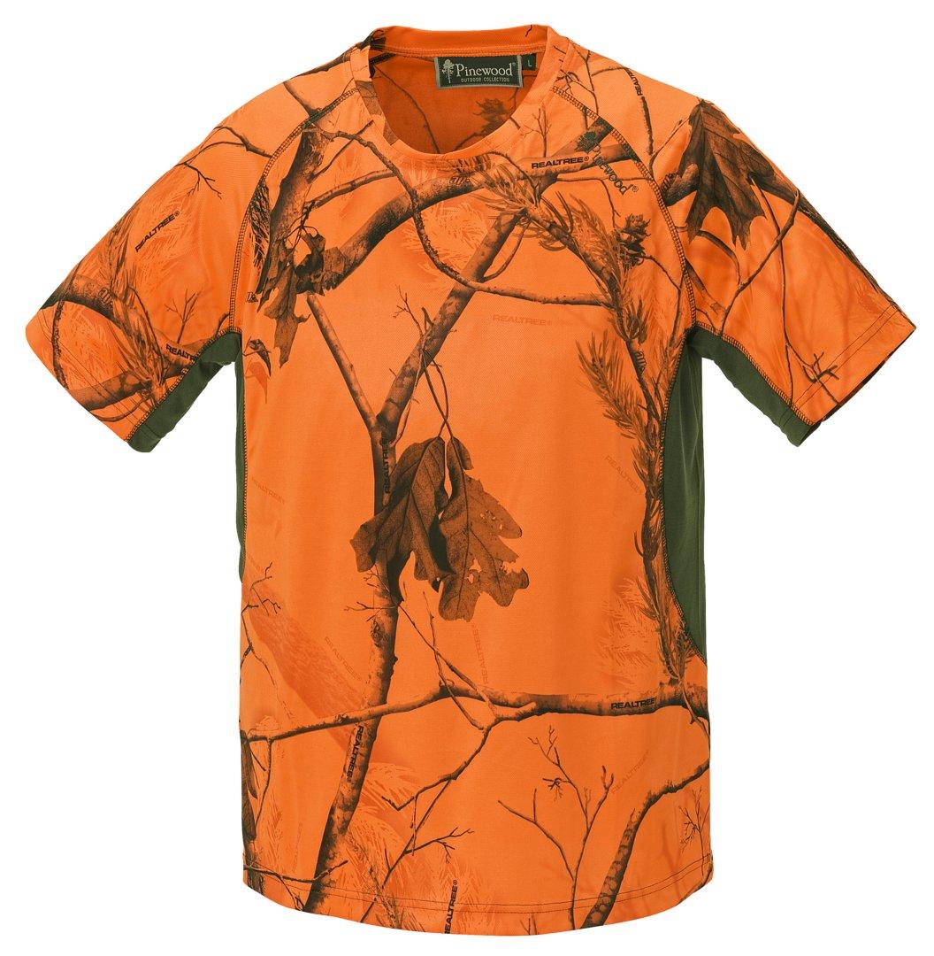 Pinewood Herren Ramsey Coolmax T-Shirt