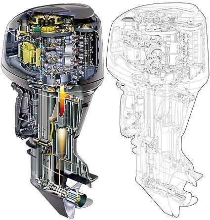 Yamaha VF200 225 250 Outboard Motor Service Manual Library