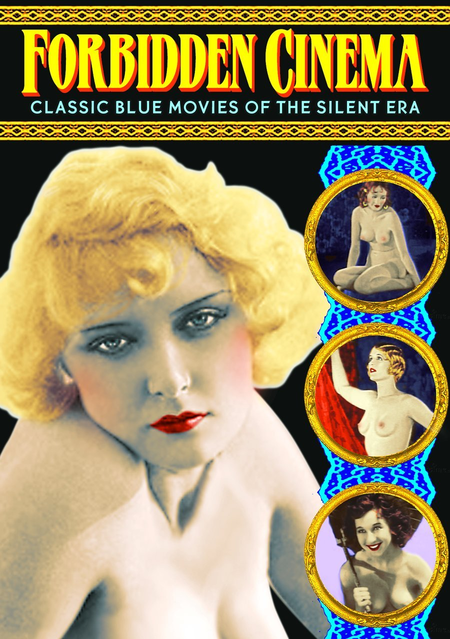 DVD : Rare Blue Classics of the Silent Era (Black & White)