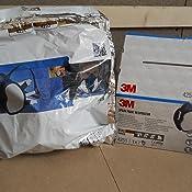 3m 4255pt respiratore per gas e vapori a semimaschera blu