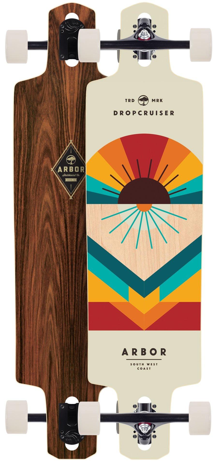 Arbor Dropcruiser Premium 2016 Complete Longboard New by Arbor
