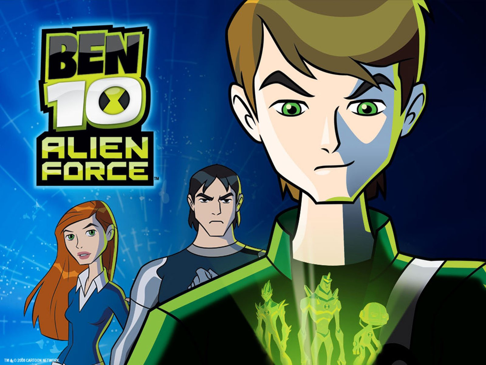 Amazon com: Watch Ben 10: Alien Force Season 1 (Classic