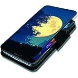 Book Style Flip Handy Tasche Case Schutz Hülle Schale Motiv Foto Etui für Microsoft Lumia 540 - Flip BV22 Design7