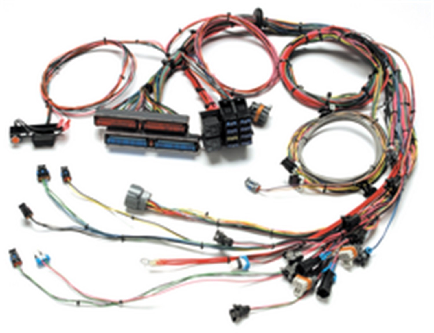 Amazon.com: Painless 60508 Fuel Injection Standard Length Wiring Harness:  Automotive