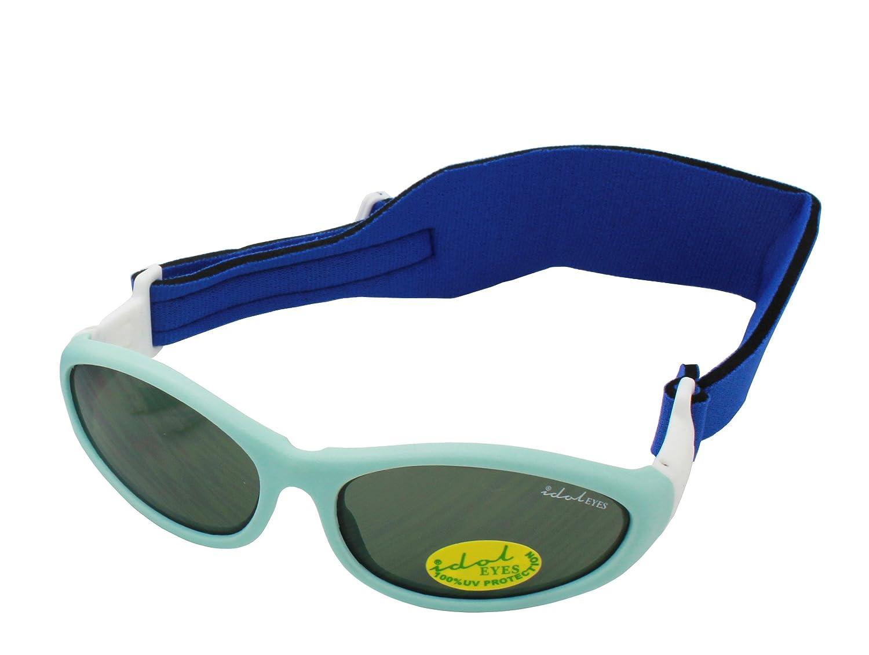 Baby Wrapz Sunglasses (Purple) Idol Eyes