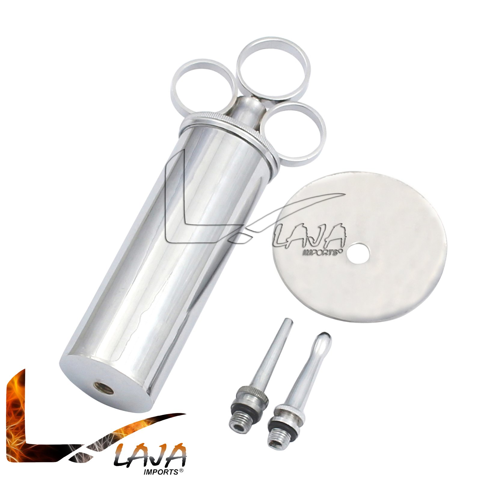 LAJA Imports Ear Enemma Syringe 8oz Veterinary Instruments