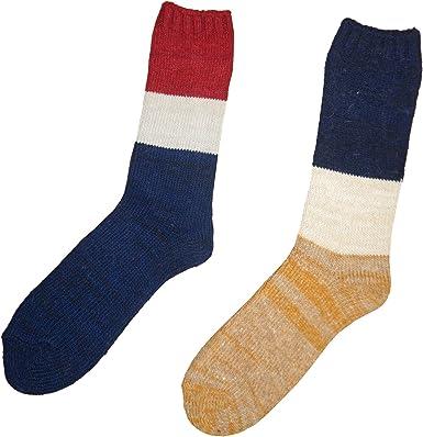 JHosiery Calcetines de lana para el invierno