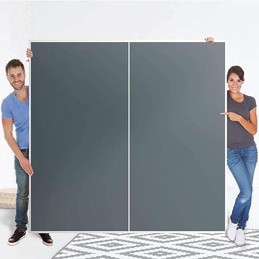 Los muebles-Sticker IKEA PAX armario de 201 cm de altura - puerta ...