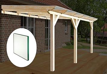 Terrassendach Aus Aluminium Mit Vsg Glas Kompl Neu ~ Vsg glas mm alu terrassendach der marke rexopremium m m in