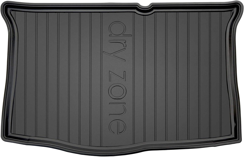/à partir de 2014 Frogum Housse de coffre en caoutchouc compatible avec Hyundai i20 II Comfort avec sol bas 5 portes