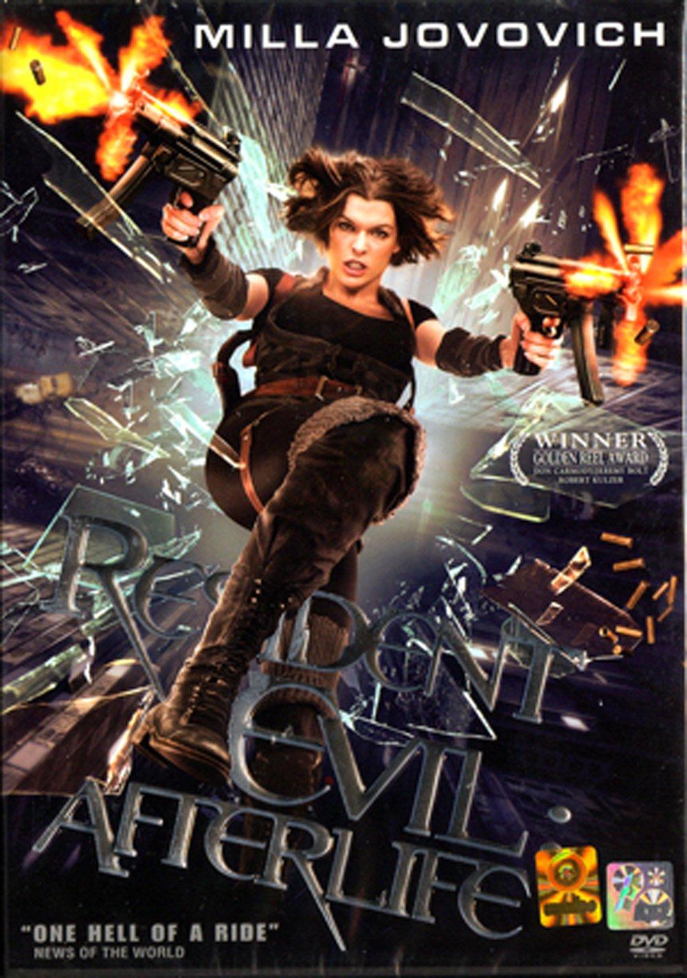 Amazon Com Resident Evil 4 Afterlife 2010 Milla Jovovich Ali Larter Wentworth Miller Milla Jovovich Ali Larter Wentworth Miller Paul W S Anderson Movies Tv