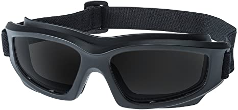 a88f5f3c10 Image Unavailable. Image not available for. Color  Tinted Motorcycle Riding  Goggles  Heavy-Duty ...