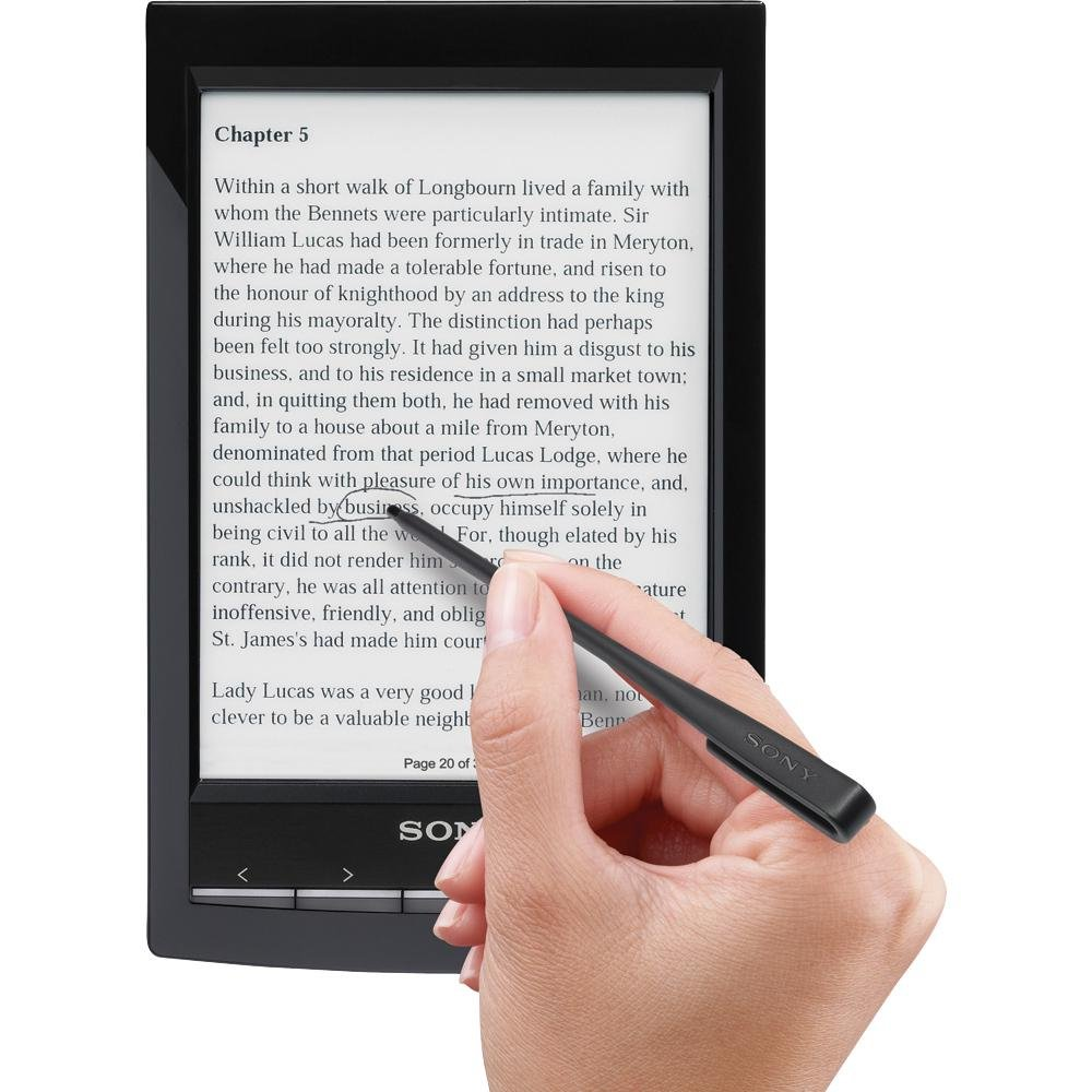 amazon com sony prs t1 6 digital e ink pearl ereader with wi fi rh amazon com Sony Reader Digital Book Sony Digital Book Reader PRS-600