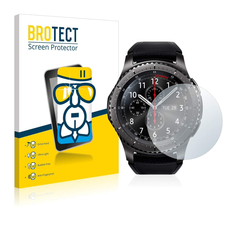 BROTECT Protector Pantalla Cristal Compatible con Samsung Gear S3 ...