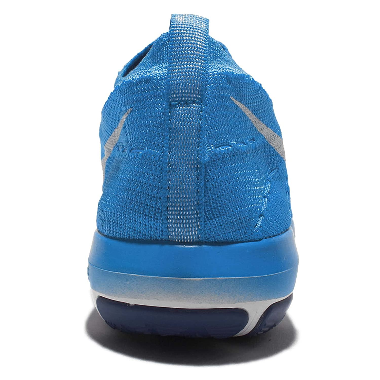 NIKE Womens Free Focus Flyknit Mesh Breathable Trainers B01I0SE11W 6.5 B(M) US|Blue Glow/White/Deep Royal Blue
