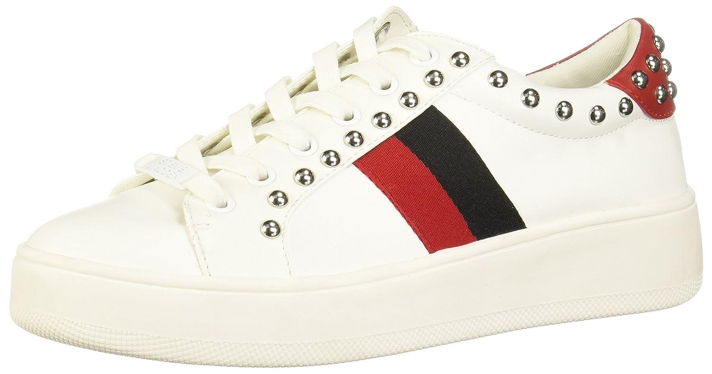 TALLA 39 EU. Sneaker STEVE MADDEN Belle White Multi