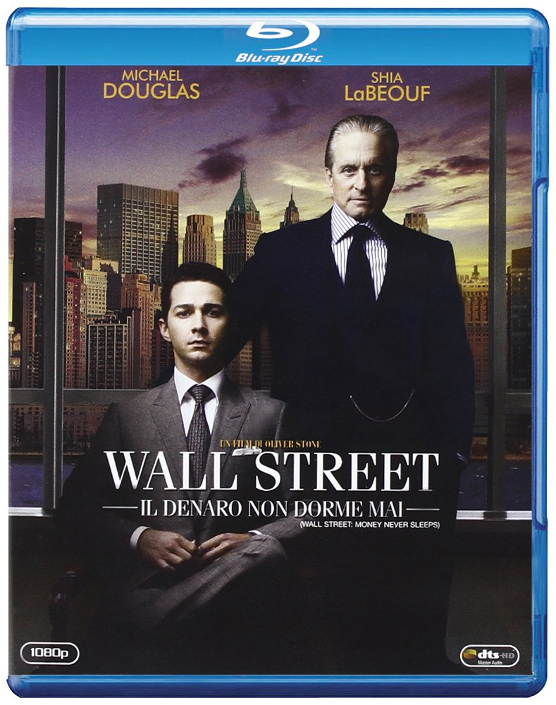 Wall street il denaro non dorme mai amazon it michael douglas - Oliver Stone S Wall Street Collection Amazon It Michael Douglas Charlie Sheen Martin Sheen Daryl Hannah Sean Young Terence Stamp Hal Holbrook