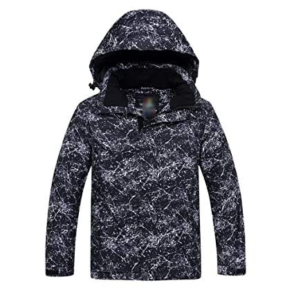 fa4985a39 Winter jacket Ski suit boys and girls outdoor sports windproof waterproof  warm snow suit children's shirt