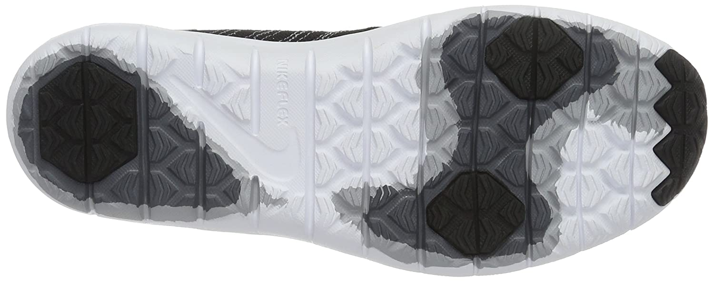 NIKE Women's Flex Adapt Tr Cross Trainer Shoes B014IC4F60 11.5 B(M) US|Dark Grey/White/Black/Stealth