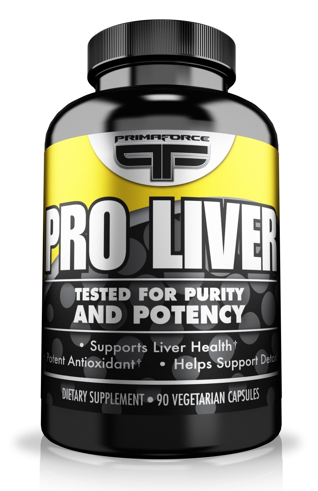 Primaforce, Pro Liver Capsules, 90 Count by Primaforce
