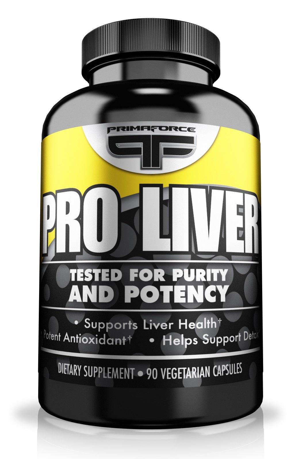 Primaforce, Pro Liver Capsules, 90 Count