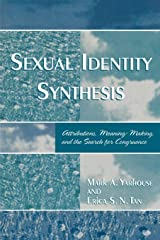 Sexual Identity Synthesis: Attributions, Meaning-Making, and the Search for Congruence Paperback
