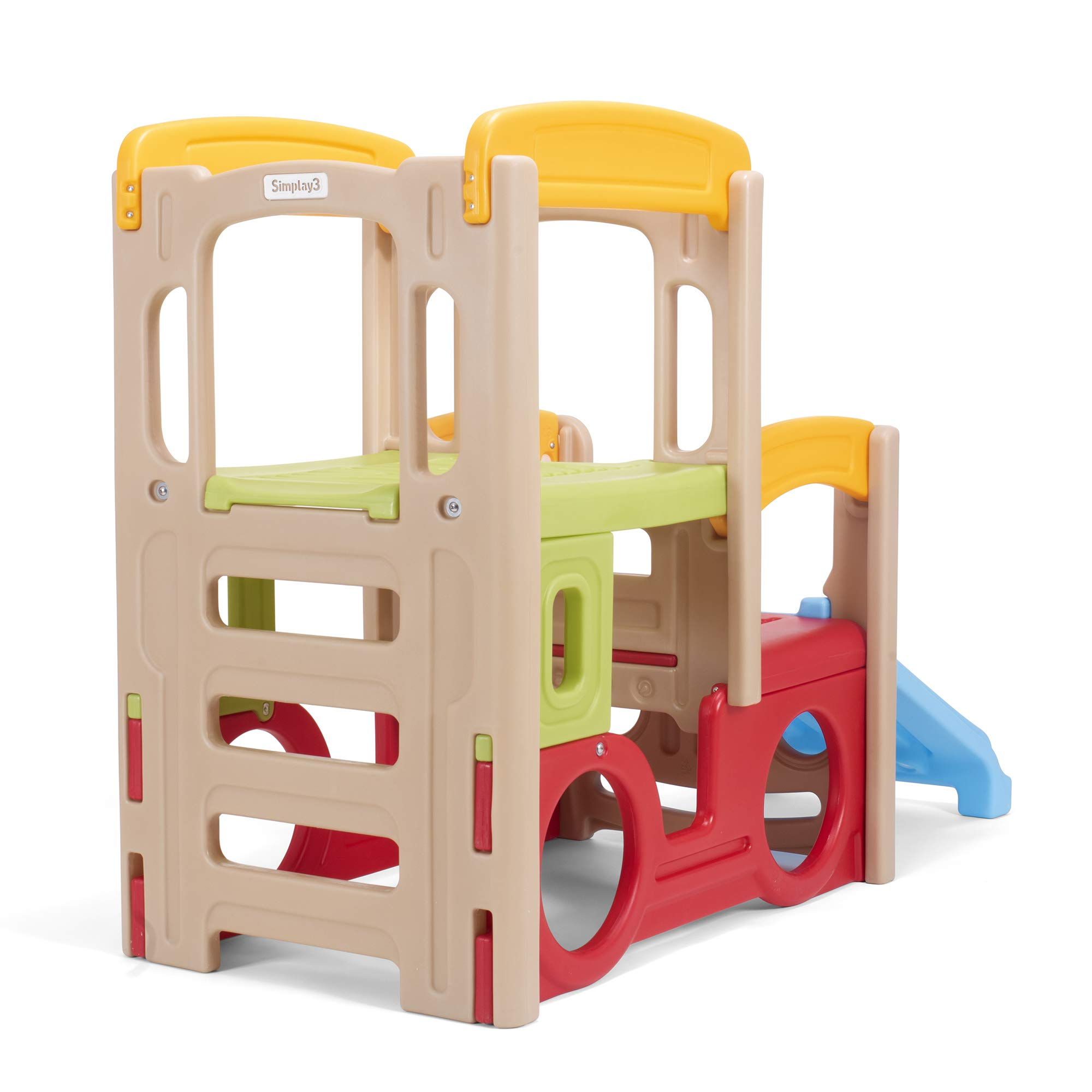 Simplay3 Young Explorers Adventure Climber - Indoor Outdoor Crawl Climb Drive Slide Playset for Children by Simplay3 (Image #6)