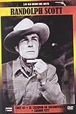 Randolph Scott Triple Pack: Colt .45 (1950) / The Bounty Hunter (1954) / Carson City (1952) - Official WB Region 2 PAL release