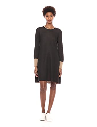 74239099c6c Amazon.com: Three Dots Women's OW5870 Reversible Colorblock Knit ...