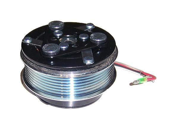 Amazon.com: AC Compressor COMPLETE CLUTCH fits; CRV 2007 2008 2009 2010 2011 2012 2013 A/C Honda CR-V 2.4: Automotive