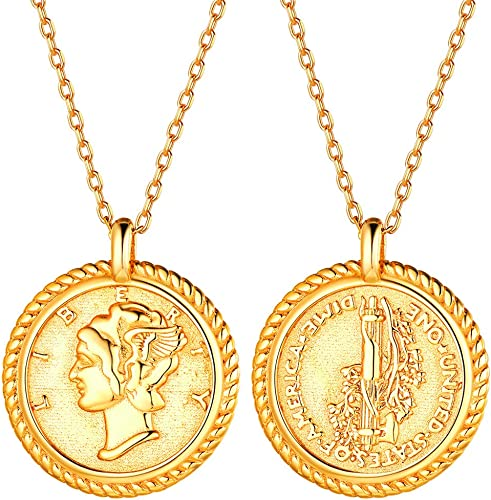 Men Women Gold Plated Catholic Multi Layer Mary Pendant Necklace Jewelry Gifts
