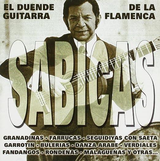 El Duende De La Guitarra Flamenca: Sabicas: Amazon.es: Música