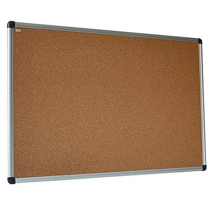 Berühmt VISCOM Pinnwand Kork Groß - 150 x 100 cm - Korkwand - Korktafel VC29
