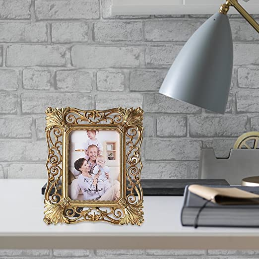 vintage gold picture frames for your house