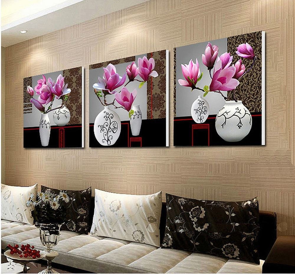 marcas en línea venta barata SED Frameless Pintura Decorativa Doble Sala Sala Sala de Estar Dormitorio Estudio Sofá de Fondo Pintura de Pared,UN,60  60CM  envío gratis