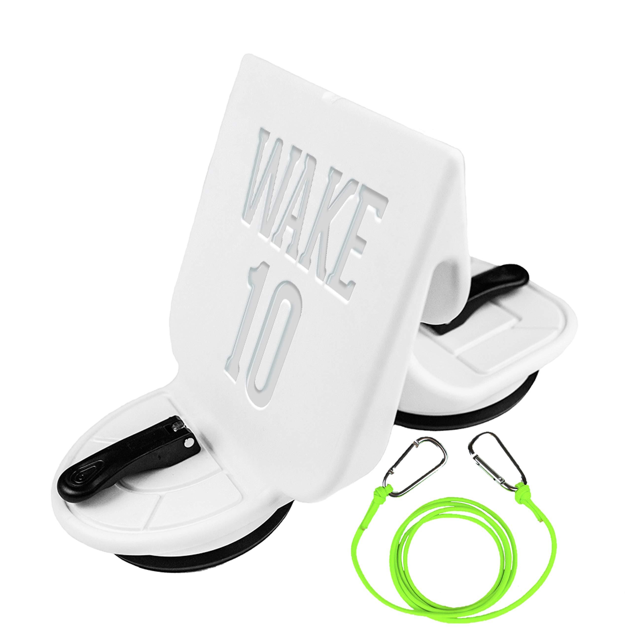 WAKE 10 Wakesurf Creator - Wake Surf Shaper - Wave Generator by WAKE 10