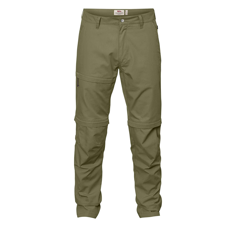 Fjällräven Herren Traveller Traveller Herren Zip-offm Trousers d1dd12