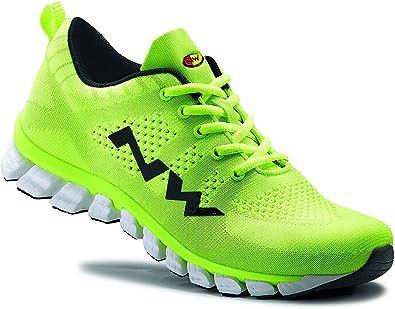 Zapatillas Northwave Podium 2 Amarillo 2016: Amazon.es: Zapatos y complementos