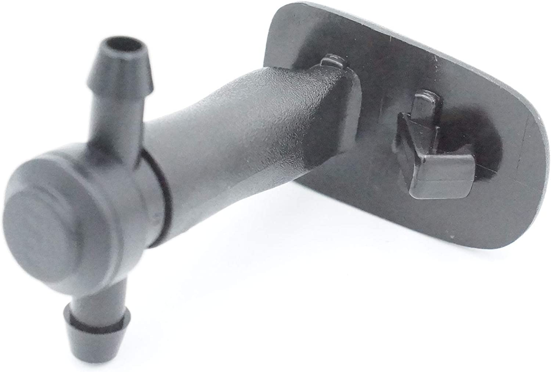 Saab 9-3 Windshield Washer Nozzle Left Center GENUINE 12778850