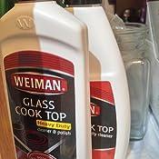 Amazon.com: Weiman Limpiador de vitrocerámica y vidrio para ...