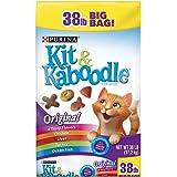 Purina Kit & Kaboodle Original Adult Dry Cat Food (38 lb.)