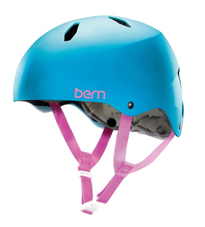 【国内配送】 Bern Medium Bern Diabla Youthヘルメット B016MXKAZI Medium|Satin Cyan B016MXKAZI Blue Satin Cyan Blue Medium, 黒部市:786977ba --- a0267596.xsph.ru