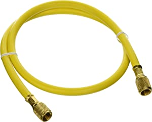 """FJC 6523 Yellow 36"""" R134A Charging Hose"""