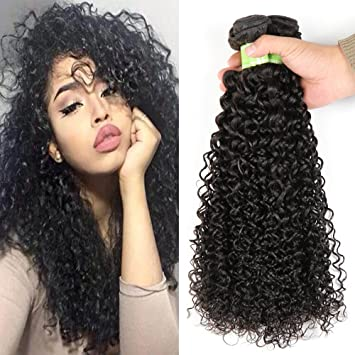 Amazon Com Golden Rule Brazilian Kinky Curly Hair Weave 100 Human
