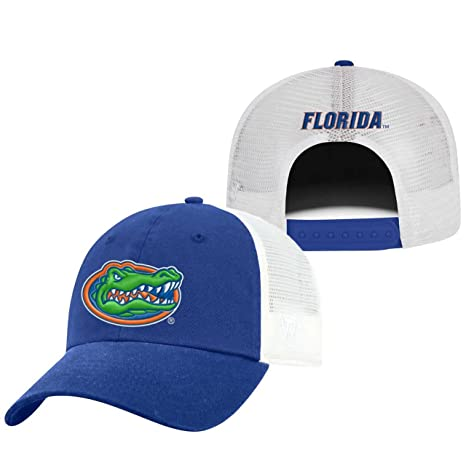 best website 05a97 07f77 Amazon.com   Top of the World Florida Gators Adult NCAA Team Spirit Relaxed Fit  Meshback Hat - Team Color,   Sports   Outdoors