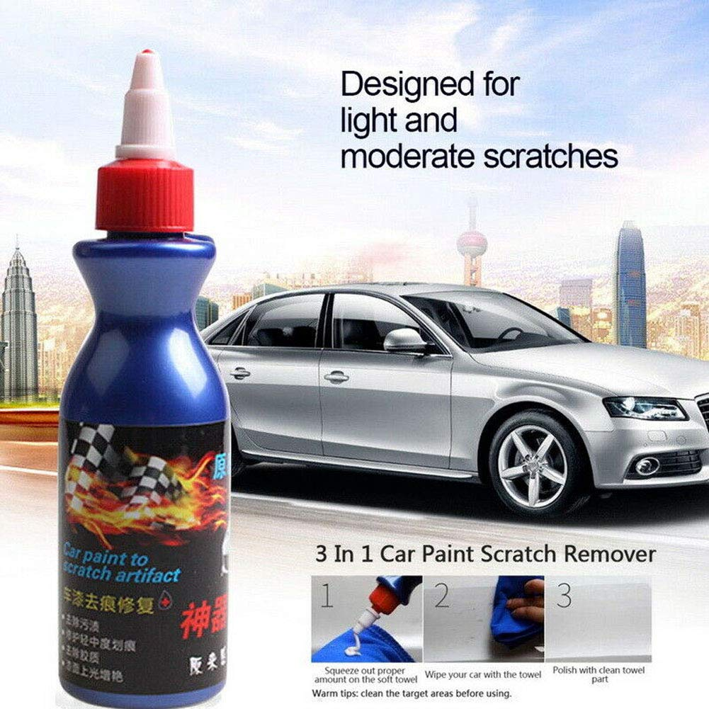 ZITOOP One Glide Scratch Remover: Amazon co uk: Car & Motorbike