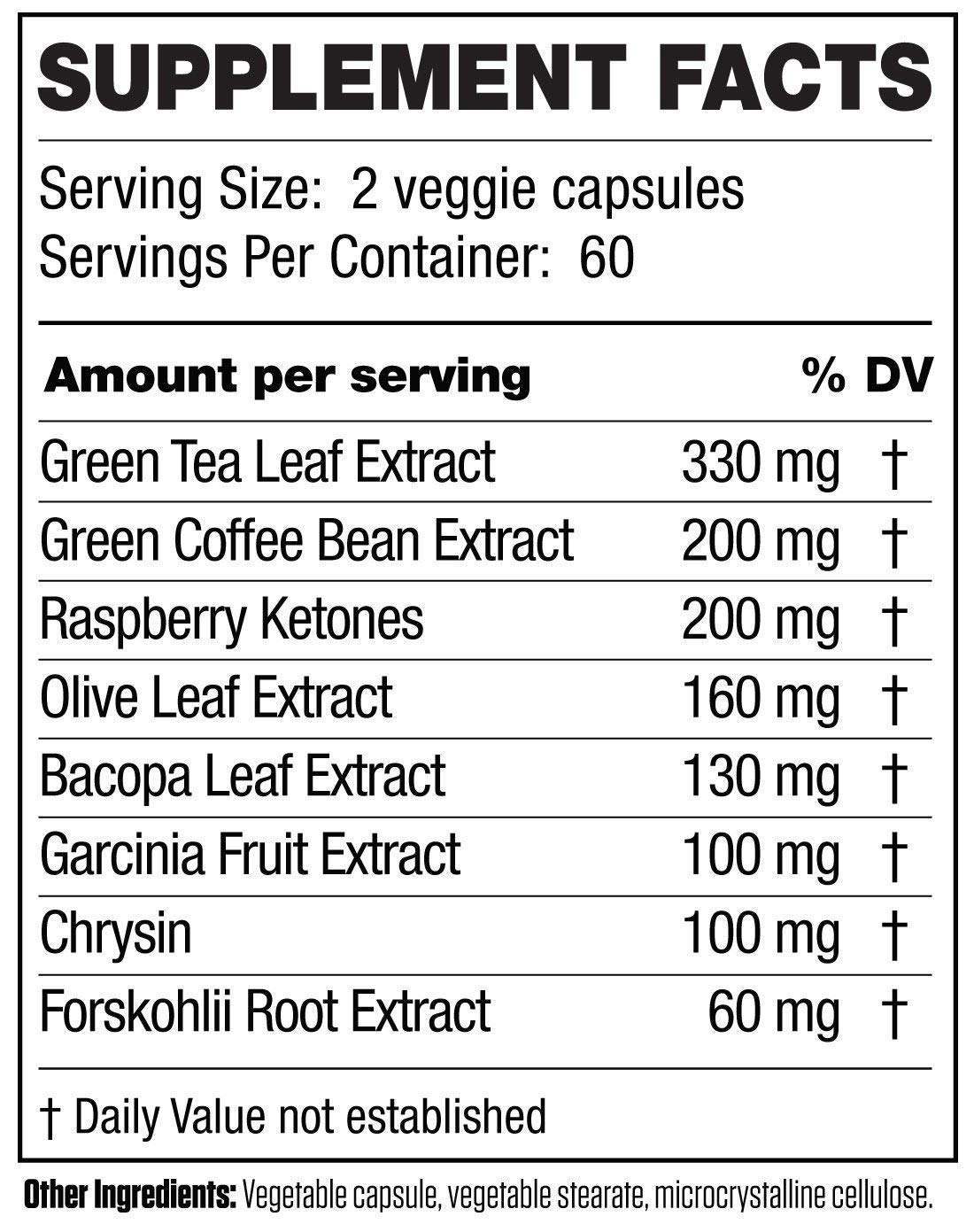 INVIGOR8 Superfood Shake (Chocolate) and Fat Burner Bundle. Gluten-Free and Non GMO Meal Replacement Shake & Healthy Garcinia Weight Loss Supplement/Appetite Suppressant. by BRL Sports Nutrition