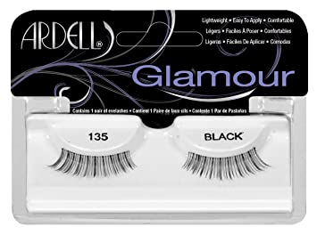 be1d2c259de Amazon.com : Ardell Fashion Lashes - Natural Lashes 135 : Beauty