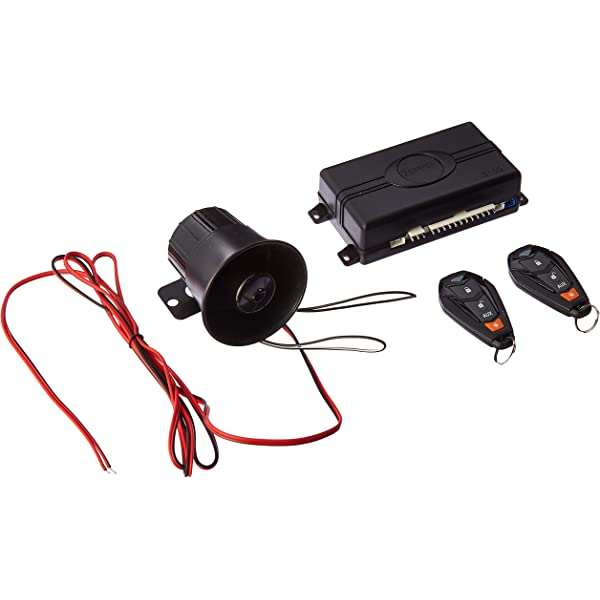 Amazon.com: Pyle Car Alarm Security System - 2 Transmitters ...